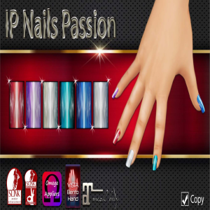 IP Nails Passion AD