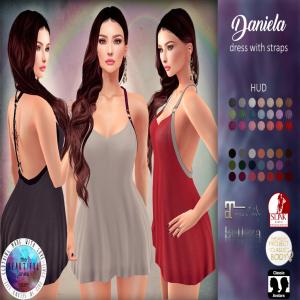 ._TBO_. Daniela dress vendor