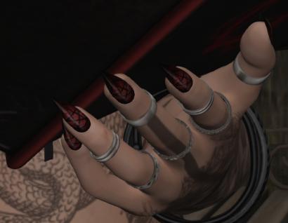 nails for tdcf